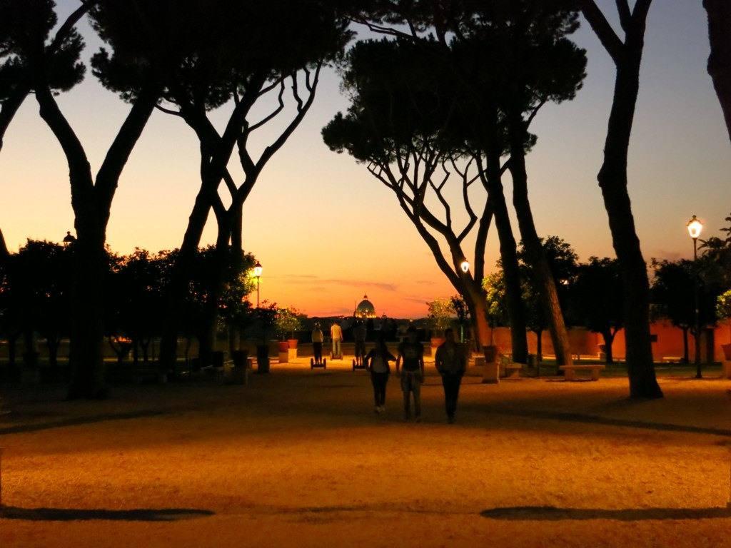 Roma e l'amore