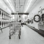 Self-service: la lavanderia a gettoni